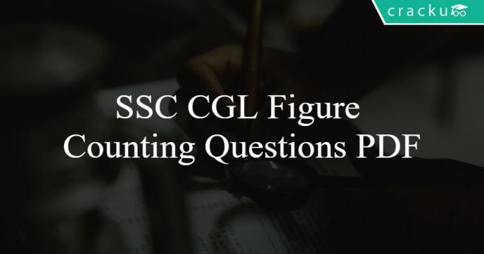 SSC CGL Figure Counting Questions PDF