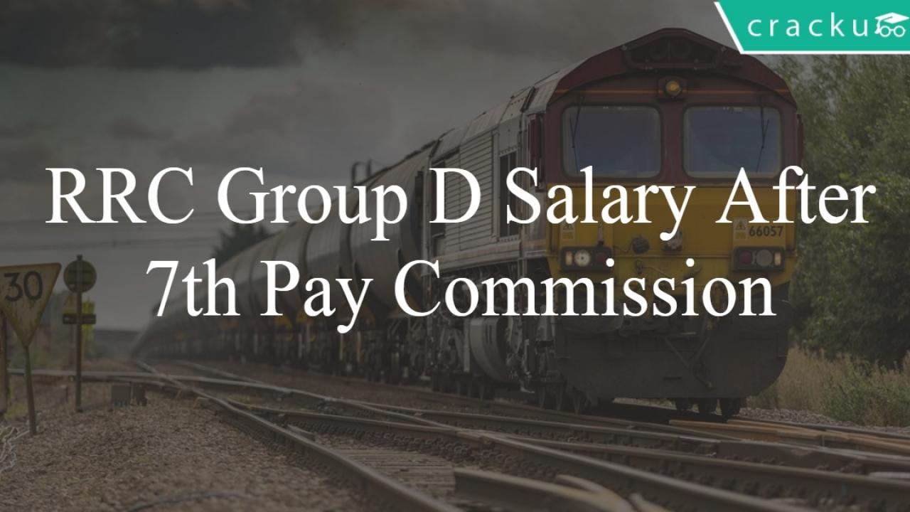 RRB Group D Salary 2019 In-Hand | After 7th Pay Commission