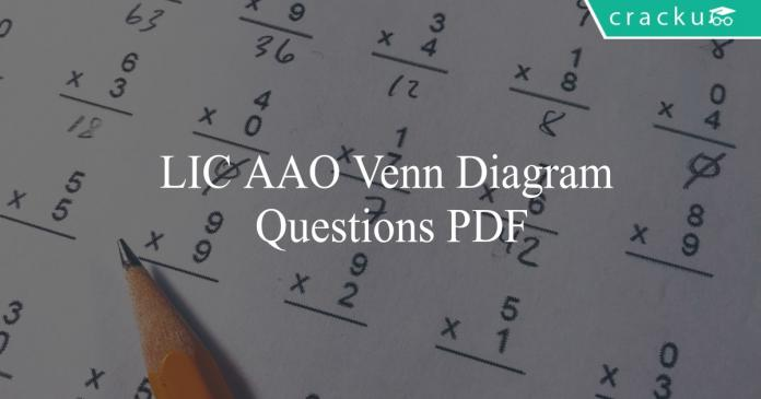 lic aao venn diagram questions pdf