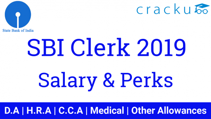 SBI Clerk salary (In-hand salary & allowances)