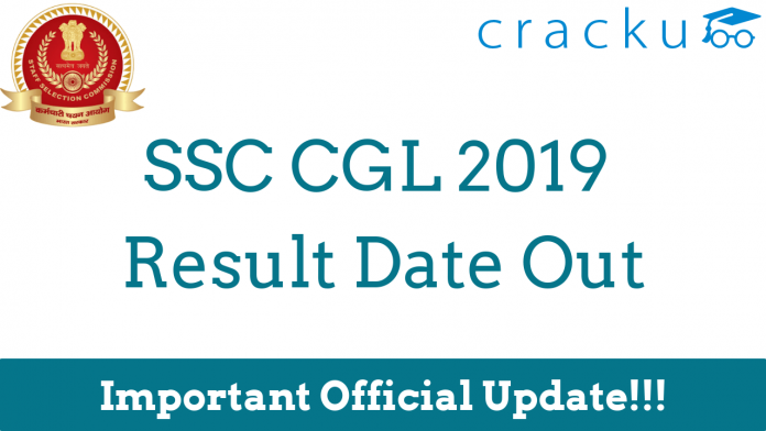 SSC CGL Result Date 2019