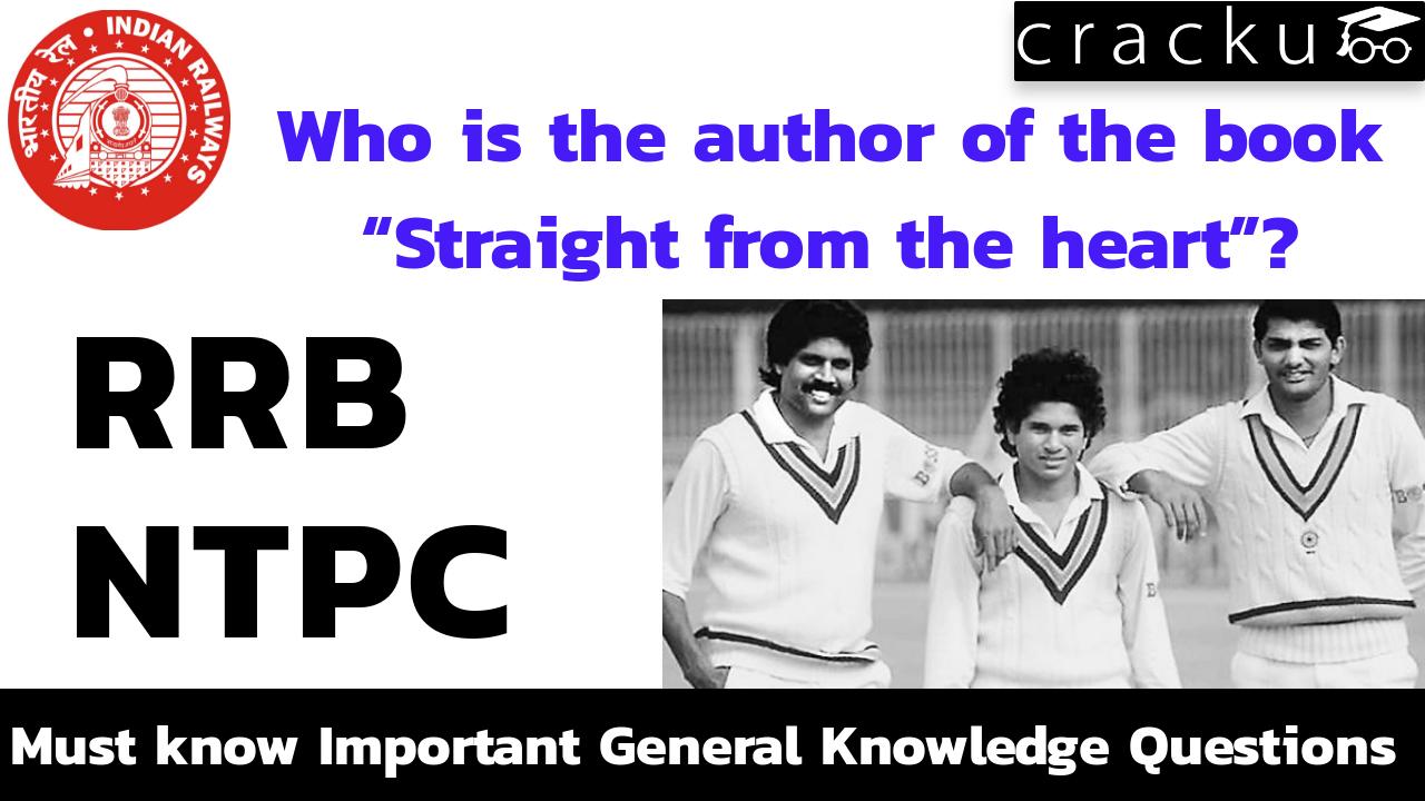 RRB NTPC General Awareness Previous Questions - Cracku