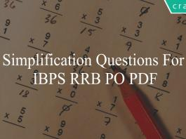 simplification questions for ibps rrb po pdf