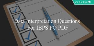data interpretation questions for ibps po pd
