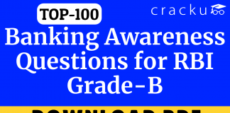 Top-100 Banking Awareness Questions