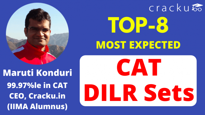Most expected DILR Questions for CAT