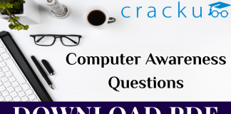 TOP-50 Computer Awareness Questions for all Competitive Exams
