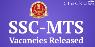 SSC MTS 2019 Vacancies