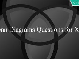 Venn Diagrams Questions for XAT