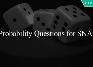 Probability Questions for SNAP