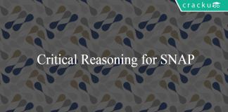 Critical Reasoning for SNAP