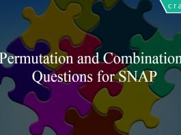 Permutation and Combination for SNAP