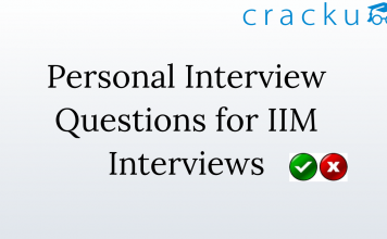 Personal Interview questions