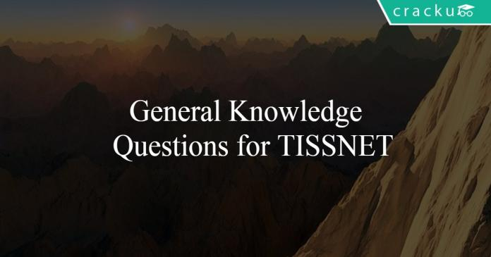 General Knowledge Questions for TISSNET