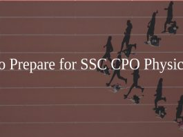 How to Prepare for SSC CPO Physical Test