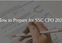 How to Prepare for SSC CPO 2020