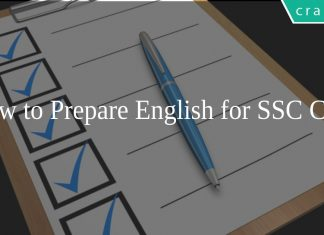 How to Prepare English for SSC CPO