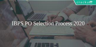 IBPS PO Selection Process 2020
