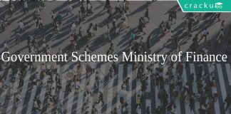 Government Schemes Ministry of Finance (2019-2020)