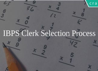 IBPS Clerk Selection Process