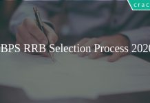 IBPS RRB Selection Process 2020