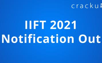 IIFT 2021 Notification