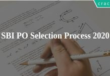 SBI PO Selection Process 2020