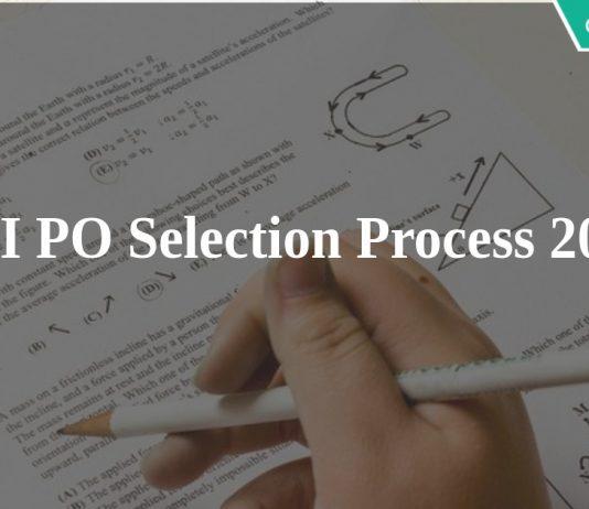 SBI PO Selection Process 2020