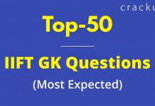 IIFT GK 2021 Material