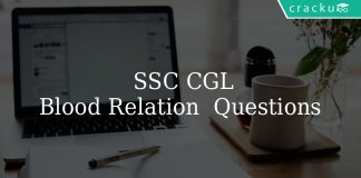 SSC CGL 2020 Blood Relation Questions