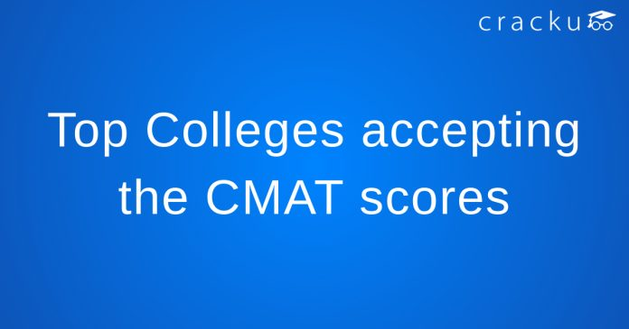 Top colleges - CMAT