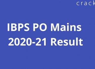 IBPS PO Mains result