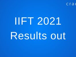 IIFT 2021 Results