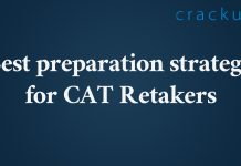 Preparation strategy for CAT Retakers