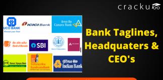 Banks Taglines Headquarters