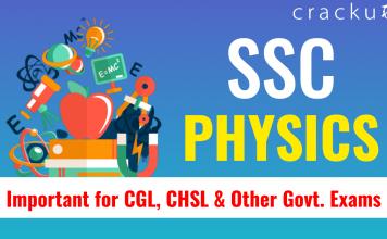 SSC Physics Questions