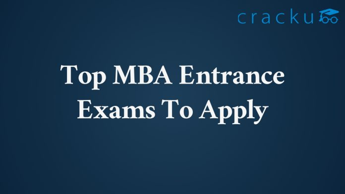 Top MBA exams