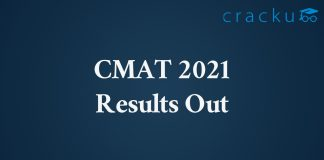 CMAT Results Out