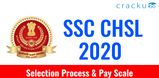 SSC CHSL 2020 Selection Process & Pay Scale