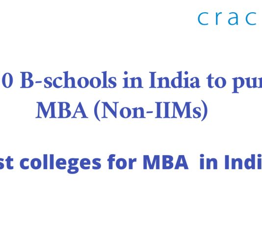 Top Non-IIM MBA colleges