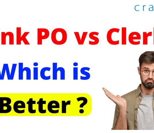 Bank PO Vs Clerk