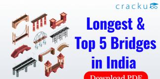 Longest & Top 5 Bridges in India
