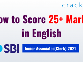 How to Score 25+ Marks in English