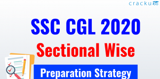 SSC CGL Sectional Strategy
