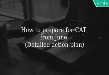 CAT prep from June