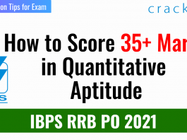 How to Score 35+ Marks in Quantitative Aptitude