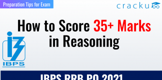 How to Score 35+ Marks in Reasoning for IBPS RRB PO 2021