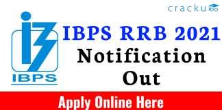 IBPS RRB 2021 Notification Out
