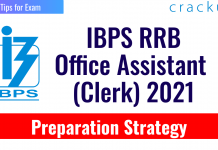 IBPS RRB Office Assistant (Clerk) 2021