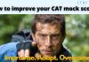 How to improve mock CAT scores